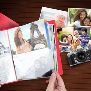 Revelação de Fotos