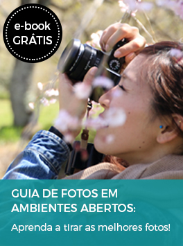FOTOGRAFE EM AMBIENTES ABERTOS!