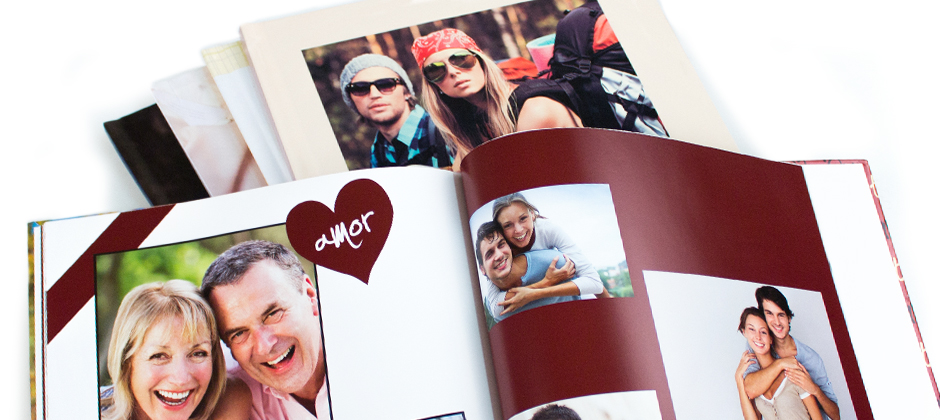 Fotolivro Quadrado XG mais de 150 temas para escolher