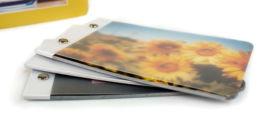 Fotolivro Flipbook com capa dura