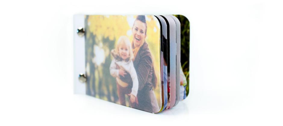 Fotolivro minibook 7x10cm