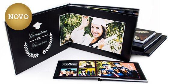 Linha de Fotolivros Premium